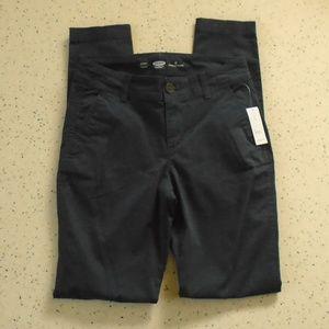 Old Navy NAVY Midrise Skinny Everyday Khaki Pants